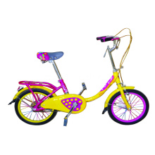 Steel Frame Bike Colorful Bicycle
