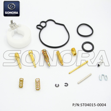 CARBURETOR  REPAIR KIT for Peugeot Speedfight 12.5mm Gurtner (P/N:ST04015-0004) Top Quality