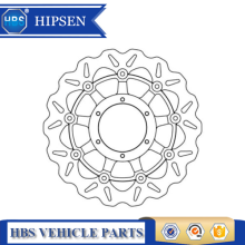 Floating Brake Disc Rotor For Honda