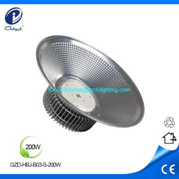 200W high lumen aluminum led high bay fixture