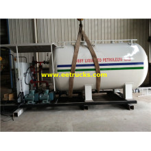 5ton Mobile Skid Cooking Gas Stations