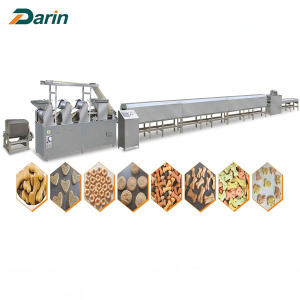 Automatic pet/dog biscuit making machine manufactures