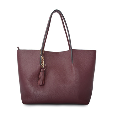 MK Structured Long And Wide Handle Shoulder Bags