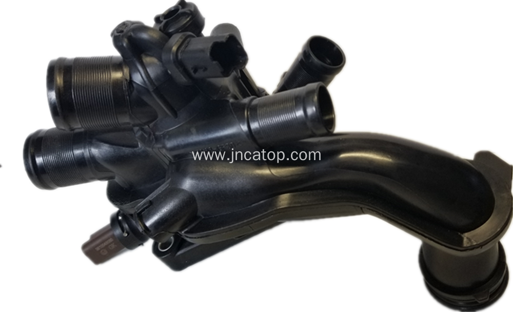 Peugeot Thermostat housing OEM Quality 9810916880