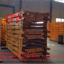 OEM Factory for for potain L68B2 L68B1 tower crane mast section supply to Romania Suppliers