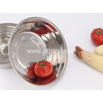 Stainless Steel Mixing Bowls Food Basin