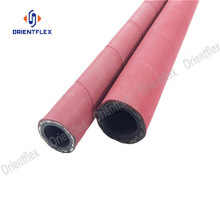 Temperature resistant rubber hose for steam