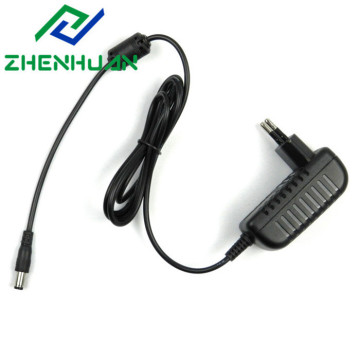 Euro Blade 9V 1000mA Power AC Adapter USB