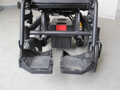 Almighty Power-driven wheelchair (3)