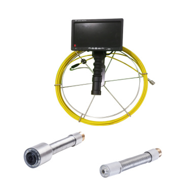 Portable Drain Borescope Inspection Camerea