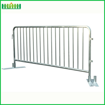 Crowd Control Barriers for pedestrian control