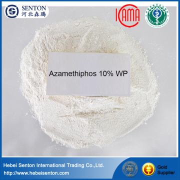 Bottom price for Mosquito Larvicide Spray High quality 10% Azamethiphos WP export to United States Suppliers