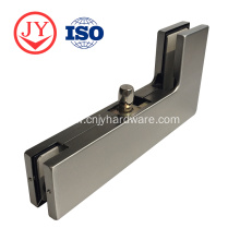Good Quality for Glass Door Accessories Corner Door Patch Fitting supply to India Exporter
