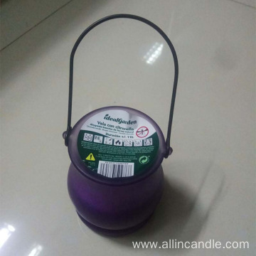 Real Citronella Oil Candle Factory