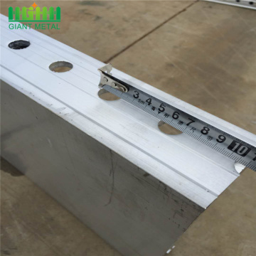 Steel and Aluminum Green Formwork stripping system
