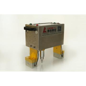 Dot Peen Electric Marking Machine for Flanges