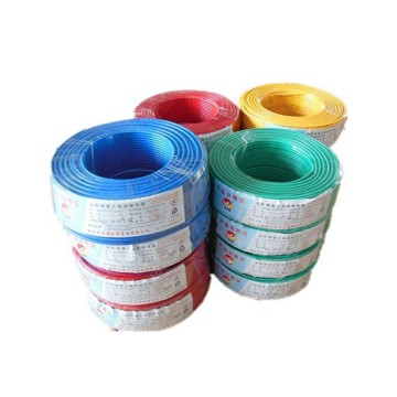 home depot electric copper PVC wire manufacturer