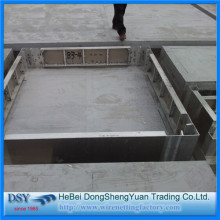Reusable Aluminum Formwork for Concrete