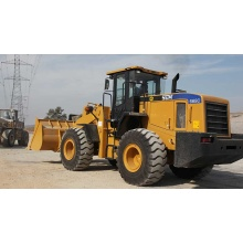 CAT Brand SEM668C 6tons wheel loader in factory