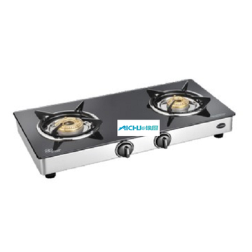 Classic 2 Burner Toughened Glass Cooktop