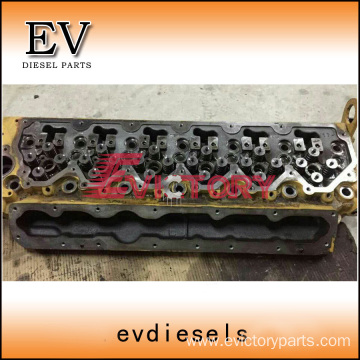 CATERPILLAR engine cylinder head C7 cylinder block