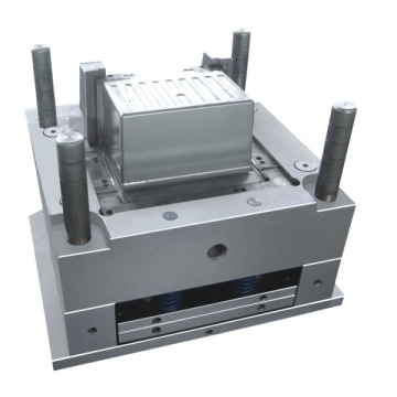 Household and commercial fridge plastic injection mould