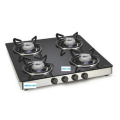 4 Burners Table Glass Cooktop