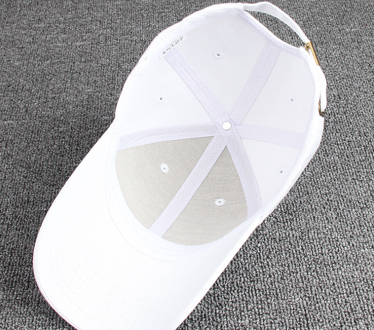 Cotton Twill Plain Cap Inside