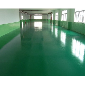 Innovative product epoxy floor self-leveling