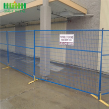 maintenance UV protection vinyl pvc temporary fence