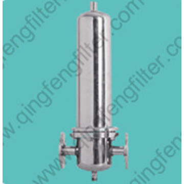 OEM 304/316 Stainless Steel Gas Filter Housing