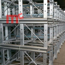 Construciton hoist spare parts mast section