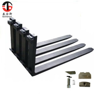 High quality 4500mm long  forklift fork with 4.5T 50*150 size