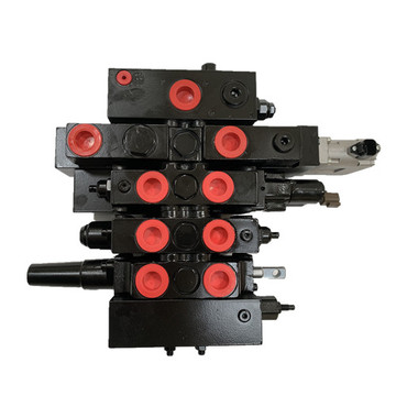 Hydraulic Sectional Control Valves