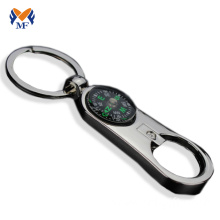 Favors gift bottle opener keychain with logo