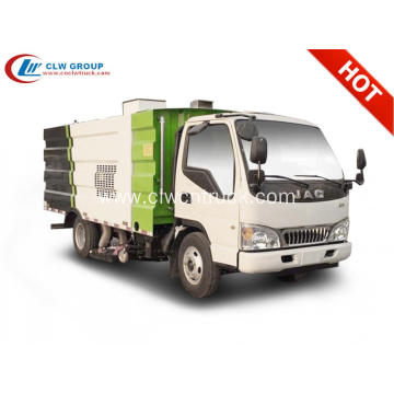 2019 New HOT JAC 6cbm sweeper road truck