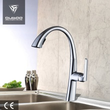 Hot And Cold Kitchen Faucet Mixer With Spray