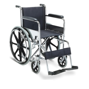 Good Quality Stainless Steel Foldable Disable Wheelchair