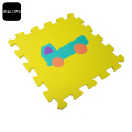 Baby Play Mat Educational Traffic Puzzle Mat