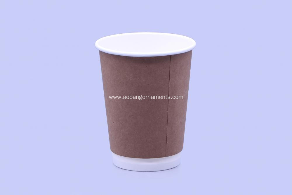 Hot drink paper cup