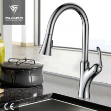 Contemporary Pull Down Kitchen Faucet Taps With Spray