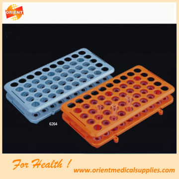 Lowest Price for Cryo Tube Plastic Tube Rack for Lab use supply to Haiti Manufacturers