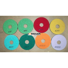 Good Quality for Marble Polishing Pads 5 Inch Diamond Floor Pads with super Quality export to Cuba Manufacturer