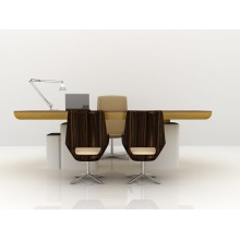 Latest modern executive desk office table