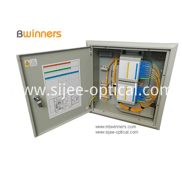 FTTH Fiber Optic Distribution Cabinets