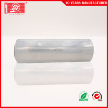 Wholesale price stable quality for China Hand Stretch Film,Hand Pallet Stretch Film,Hand Use Stretch Film Exporters 20mic LLDPE packaging film from SY supply to St. Pierre and Miquelon Supplier