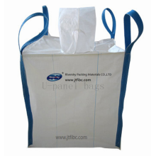 Reliable for China Tonne Bags,Bulker Bags,Fibc Bulk Bags Supplier Big plastic bags jumbo bags export to Egypt Factories