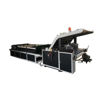 Full Automatic High Speed Flute Laminator Machine