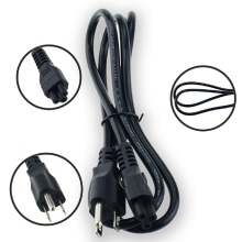 1.5m 15A US to IECC5 ac power cord