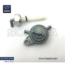 Quality for Baotian Scooter Petcock, Qingqi Scooter Petcock, Jonway Scooter Petcock Supplier in China BT49QT-21A3 Scooter Fuel Switch Assy. export to Spain Supplier